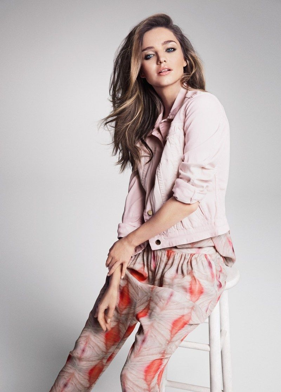 Miranda Kerr for Mango Summer 2013 Campaign recommend