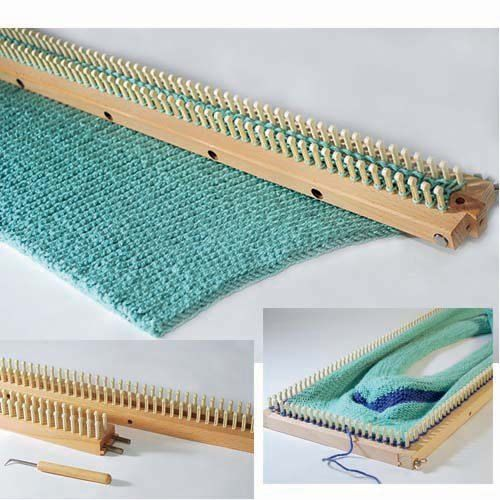 Kb 28 Authentic Knitting Board Loom Peg Extenders Hook Projects