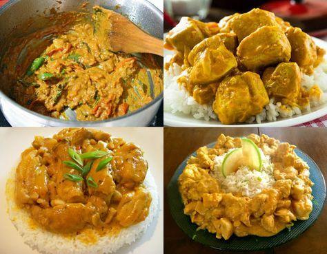 طريقة عمل كاري الدجاج الحار Food Chicken Recipes Recipes