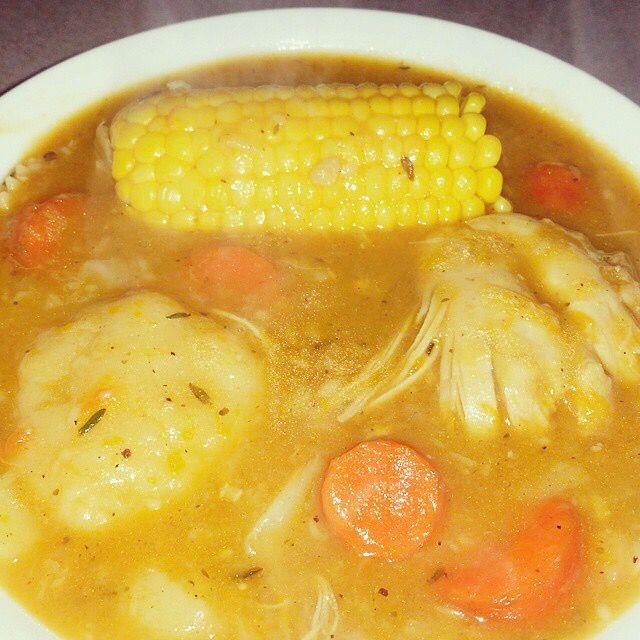 Jamaican Chicken Pumpkin Soup Yummy Pinterest Soup