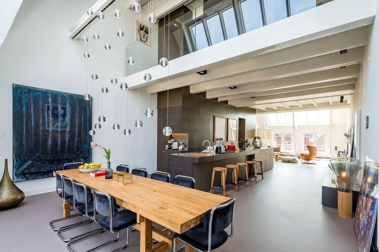 Loft In Amsterdam Interior And Exterior Arredamento D