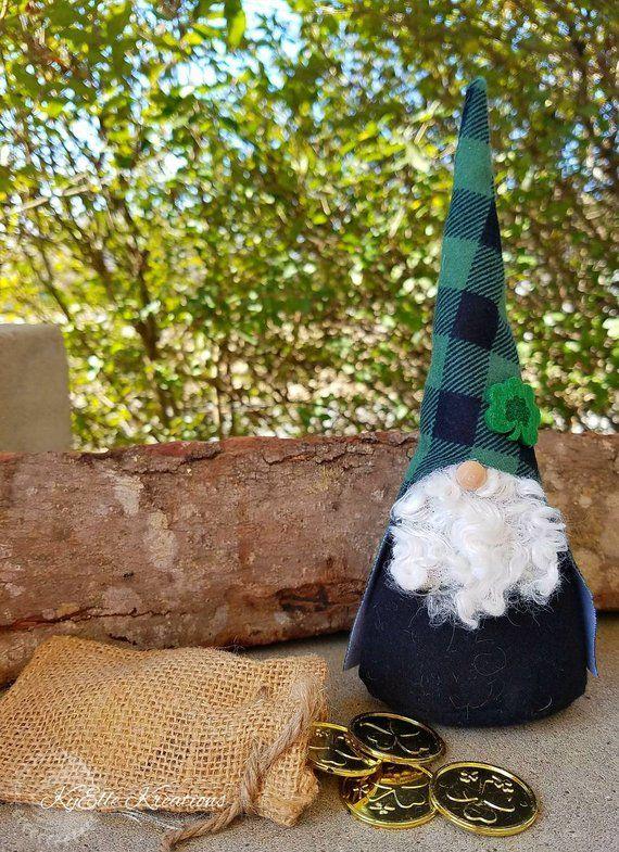 Download St Patricks day gnome, tomte nisse, irish decor | GNOMES ...