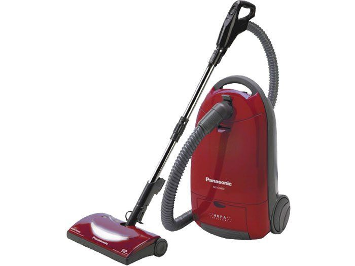 Panasonic Canister Vacuum With Hepa Filter 399 Vacuum Cleaner Reviews Canister Vacuum Canister Vacuum Cleaner