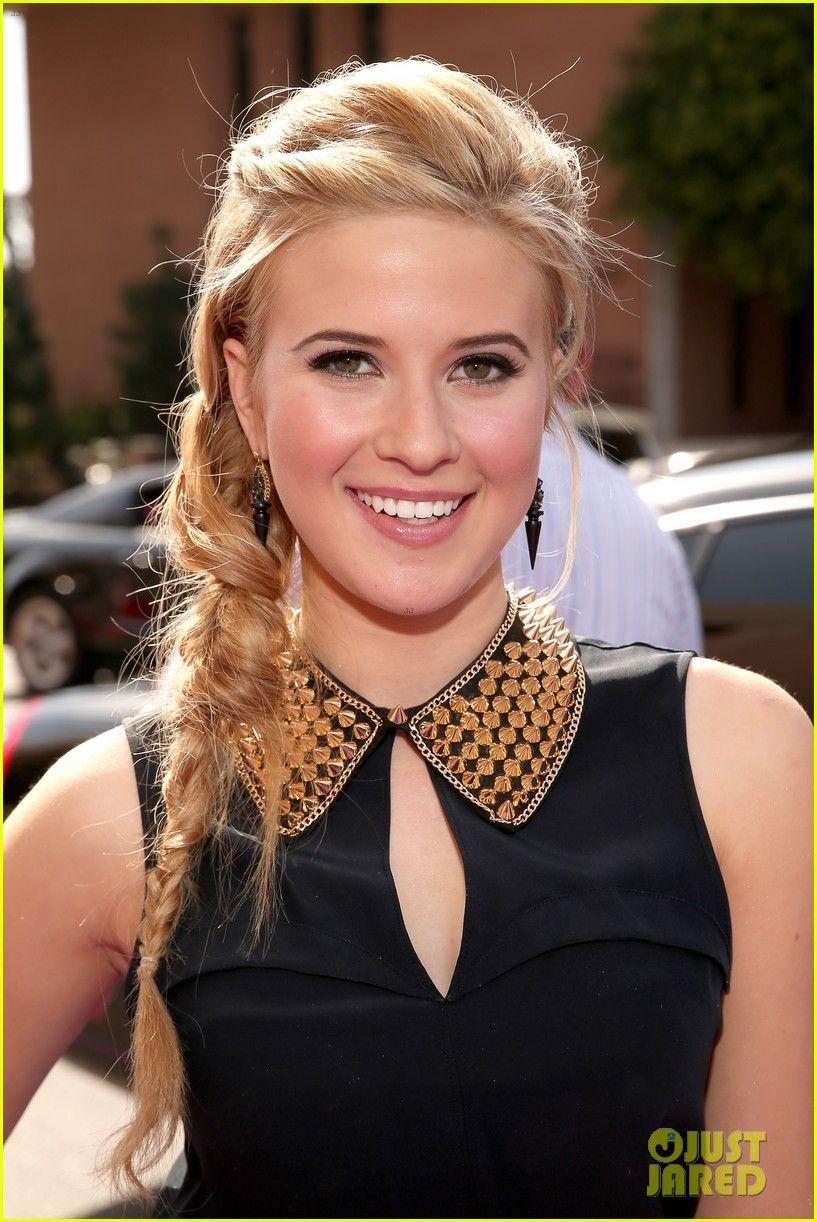 Caroline Sunshine Trendy Updo Hairstyles
