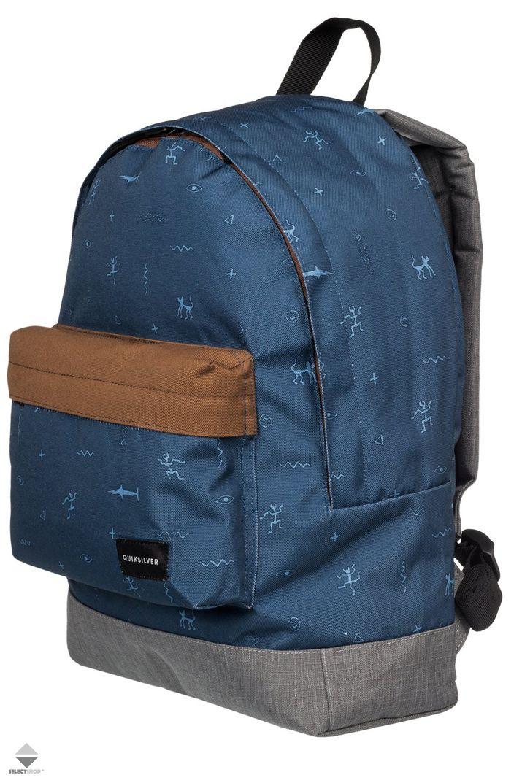 89a9ba02c8d05 Plecak Quiksilver Everyday Poster Medium Backpack 16L