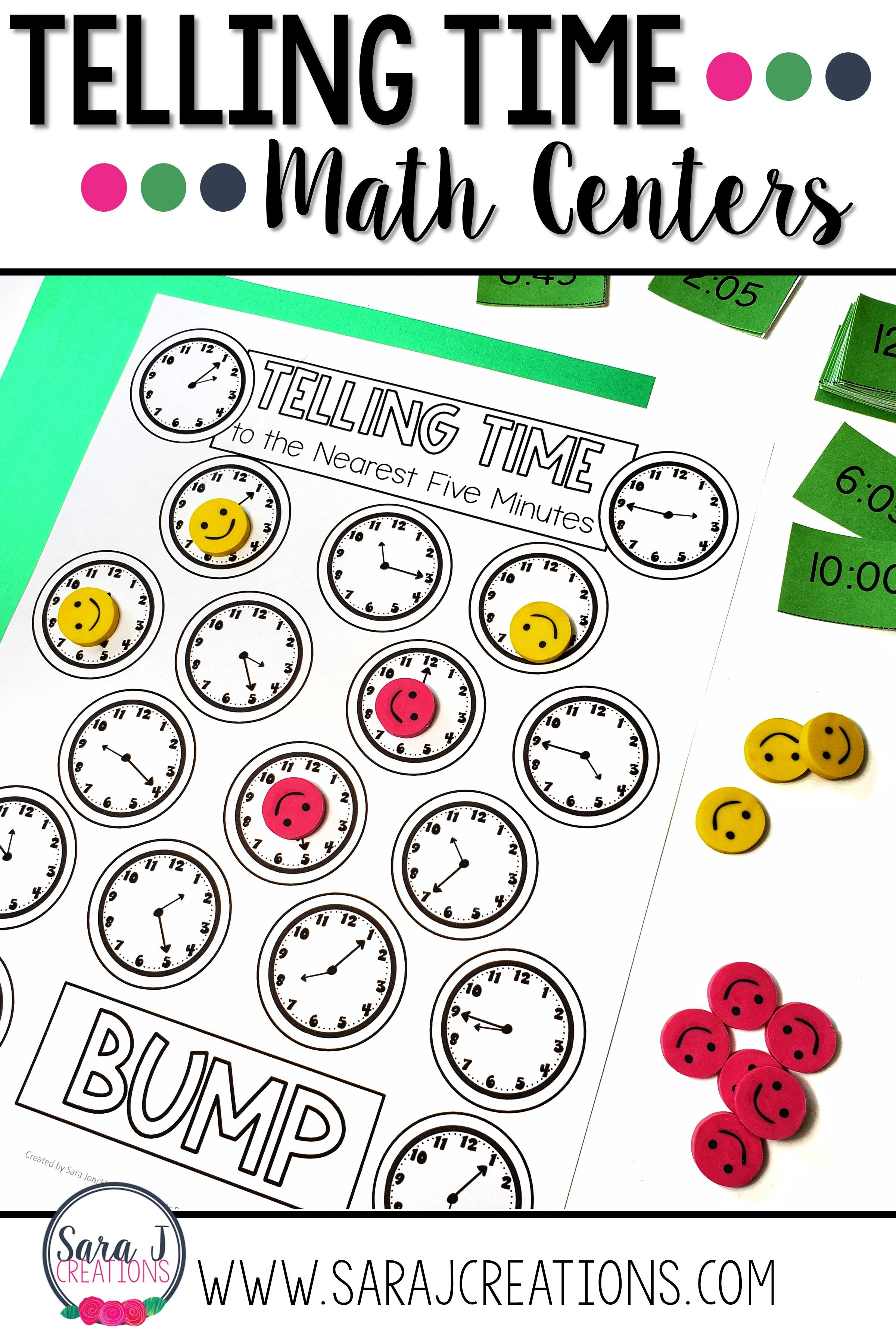 Do Your Students Need More Practice Telling Time Help