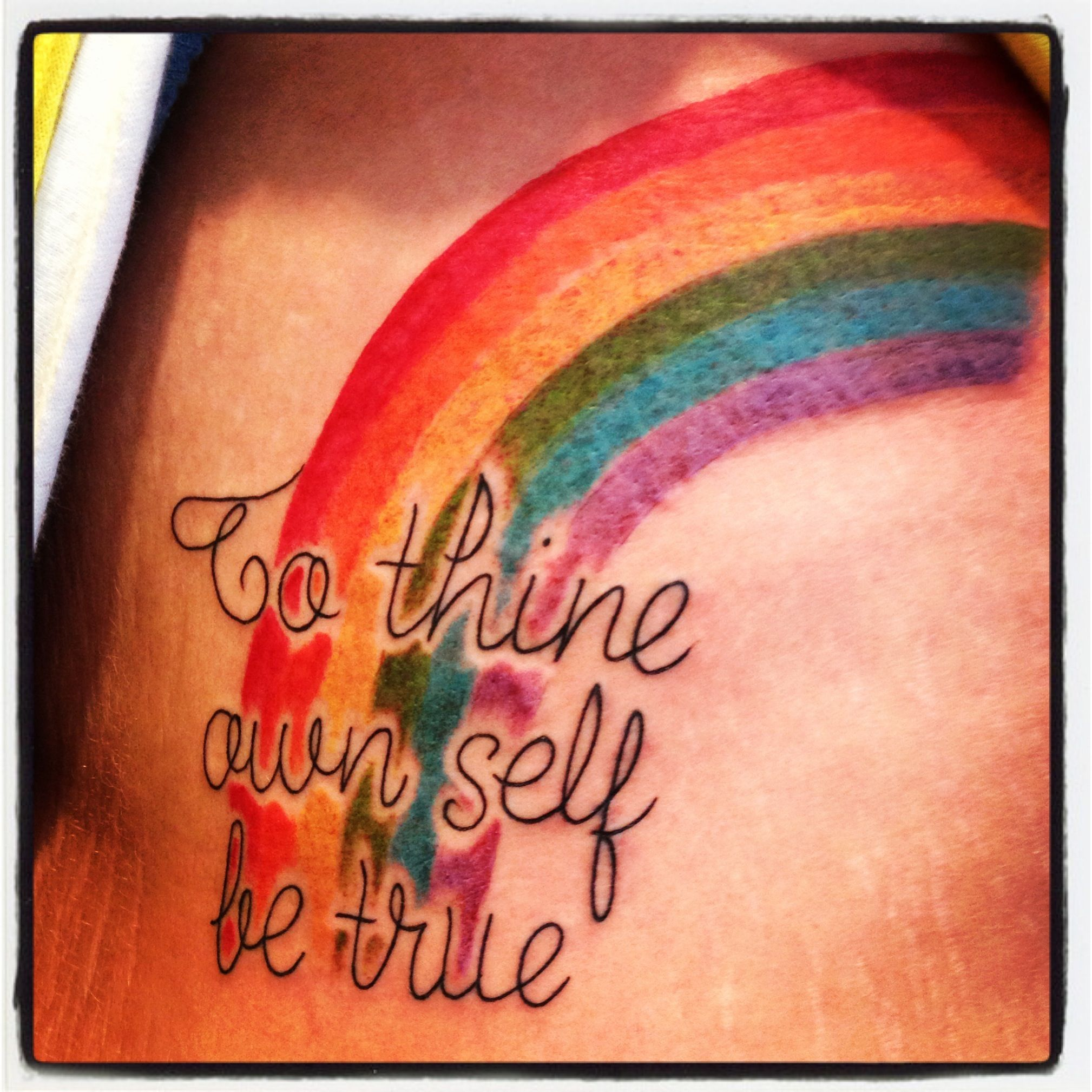 6 My Pride Tattoo With Images Pride Tattoo Inspirational
