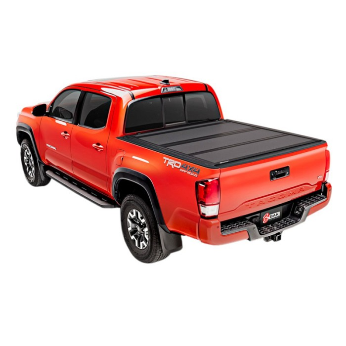 2016 2020 Tacoma 5ft Bed Bakflip Mx4 Folding Tonneau Cover 448426 Tonneau Cover Folding Tonneau Covers Toyota Tacoma Bed Cover