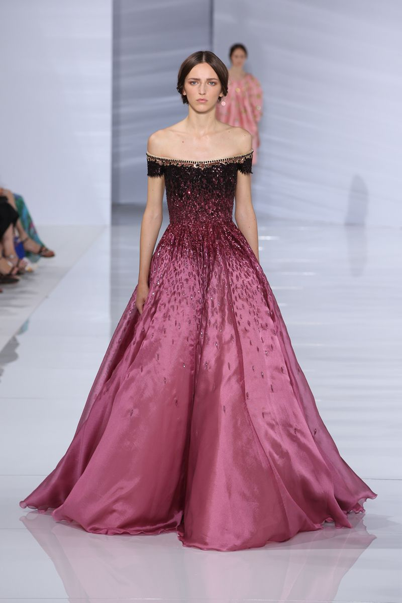 Georges Hobeika | Couture Fall-Winter 2015-16 | Look 30 | Moda ...