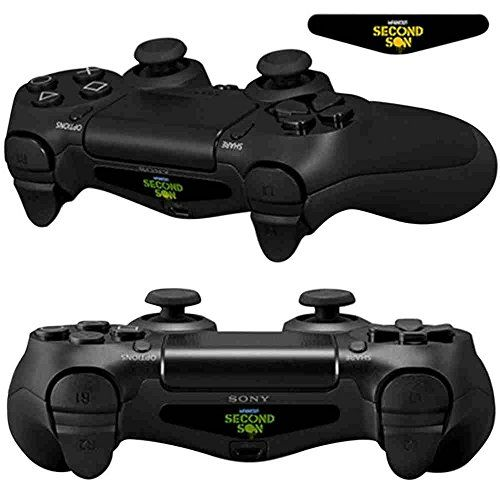 Mod Freakz Pair of LED Light Bar Skins Son Action Game for PS4 Controllers *** Check out the image by visiting the link.Note:It is affiliate link to Amazon.