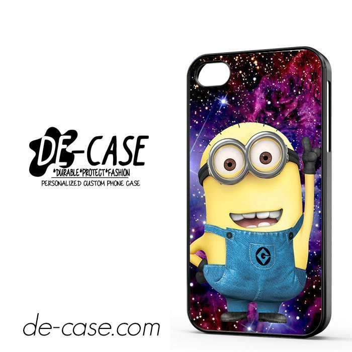 Despicable Me Minions DEAL-3189 Apple Phonecase Cover For Iphone 4 / Iphone 4S