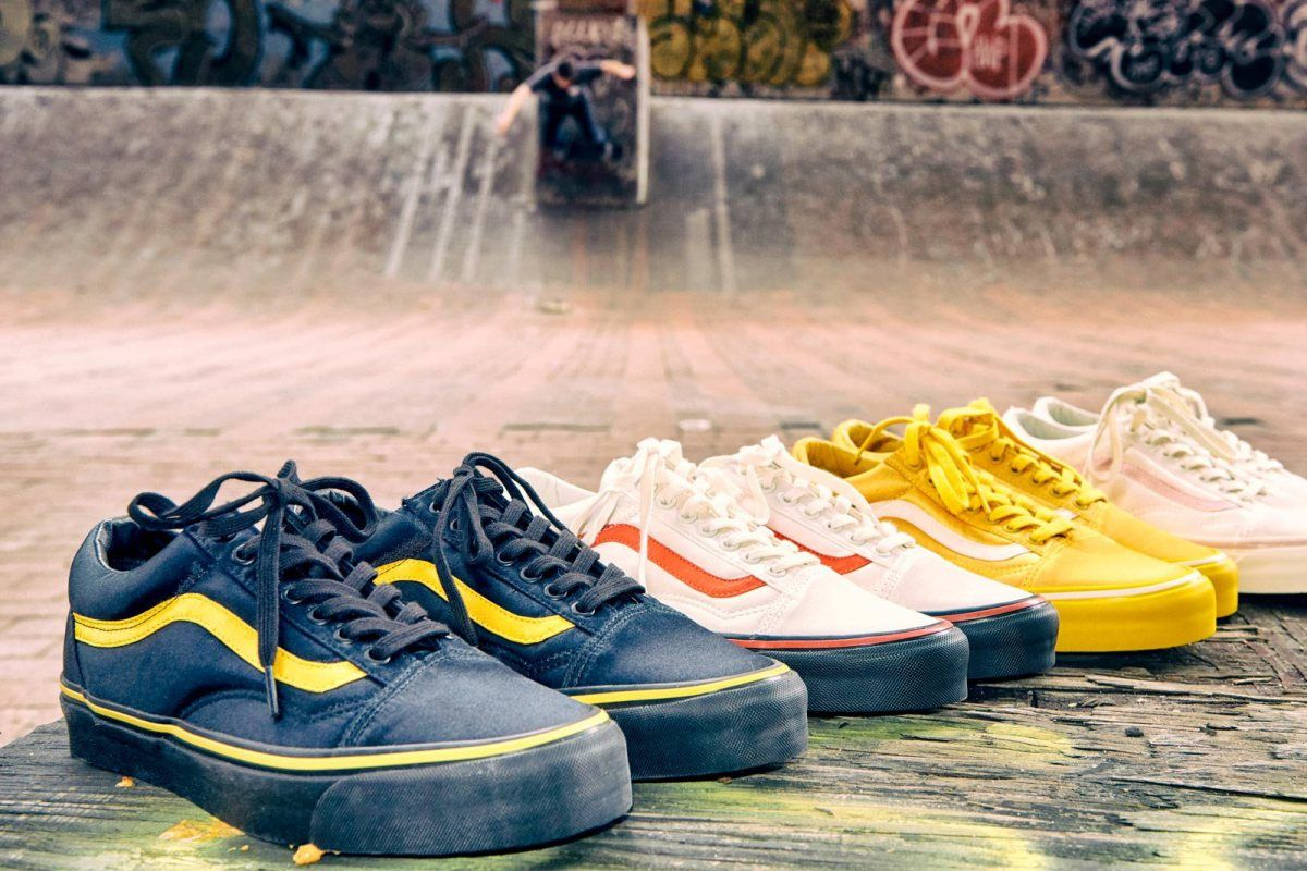 Vans + Opening Ceremony: Tênis de Cetim | Sneakers, Vans e Cetim
