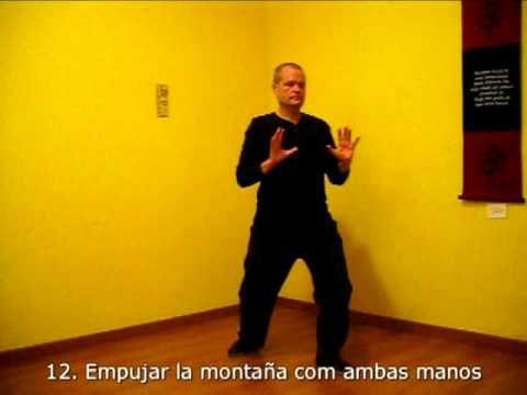 "Los 18 Movimientos del Taiji-Qigong ""Shibashi"""