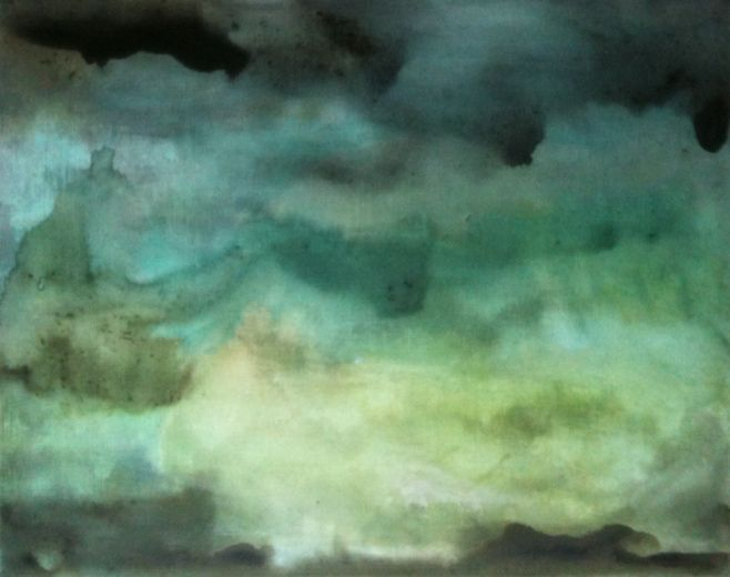 Danila Rumold. Glacier Source watercolour | pics I like9 ...