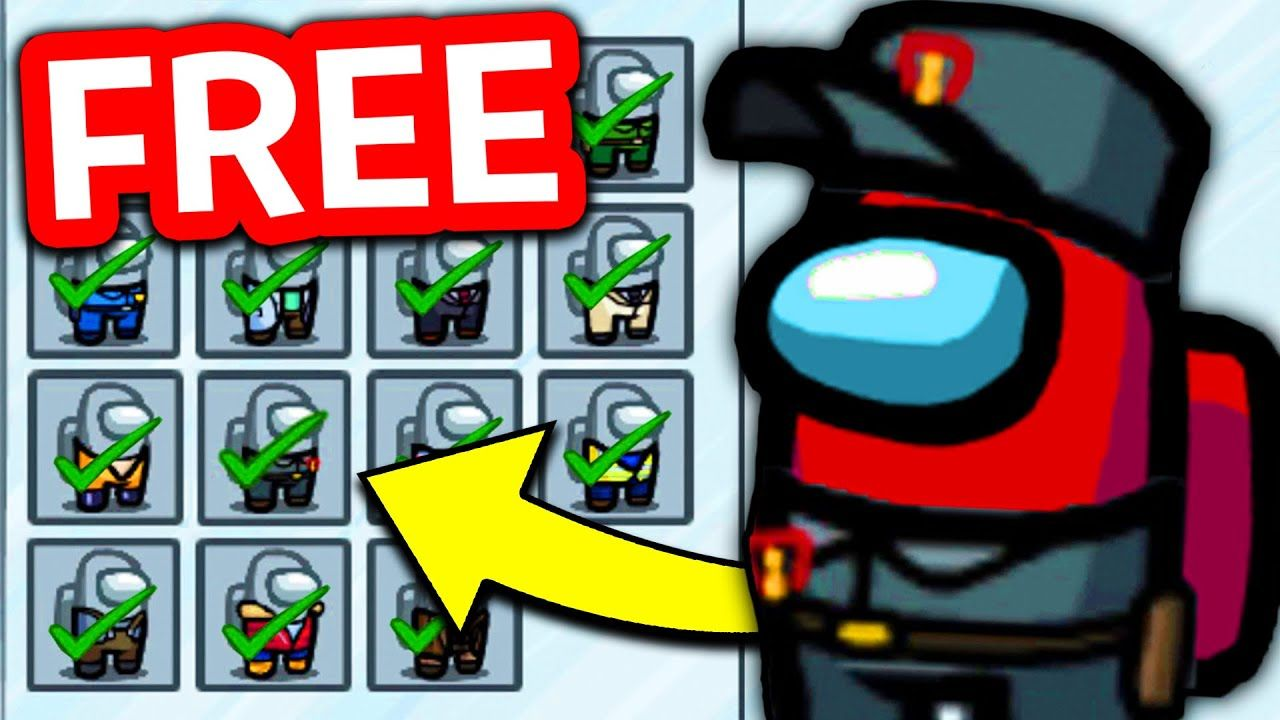 How To Get Free Skins In Among Us Among Us Free Skin Skin Store Android Free