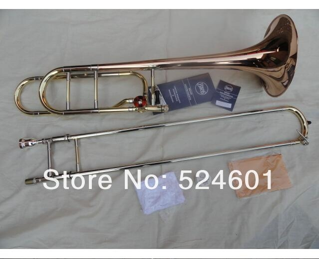 399.00$  Watch here - http://alio7s.worldwells.pw/go.php?t=971743882 - Bach 42BO Superior Sandhi  Bb Tone B flat Tenor Trombone Brass Gold Lacquer Musical Instrument Phosphor Bronze Horn