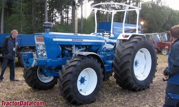 Wiring Diagram For Ford 6600 Tractor