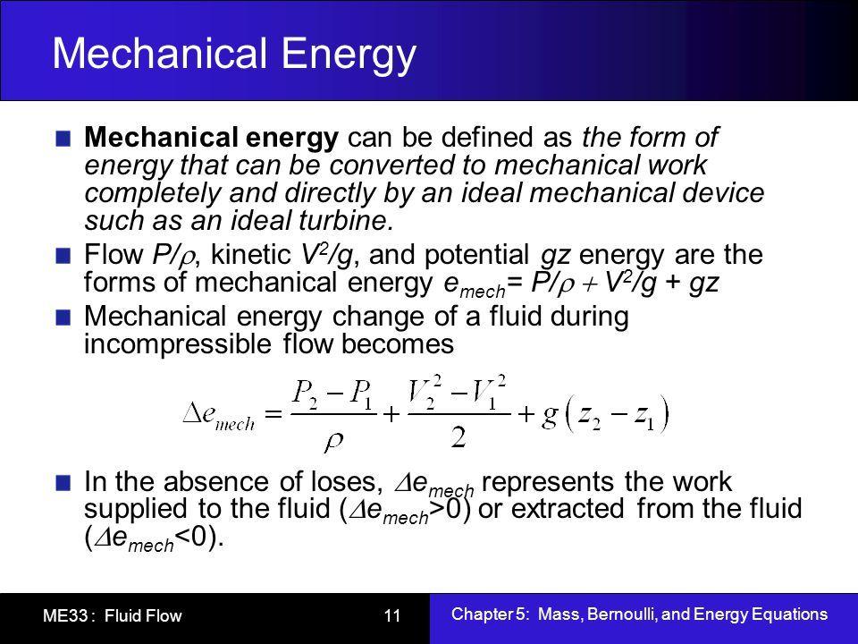 mechanical energy equation formula - Yahoo Search Results