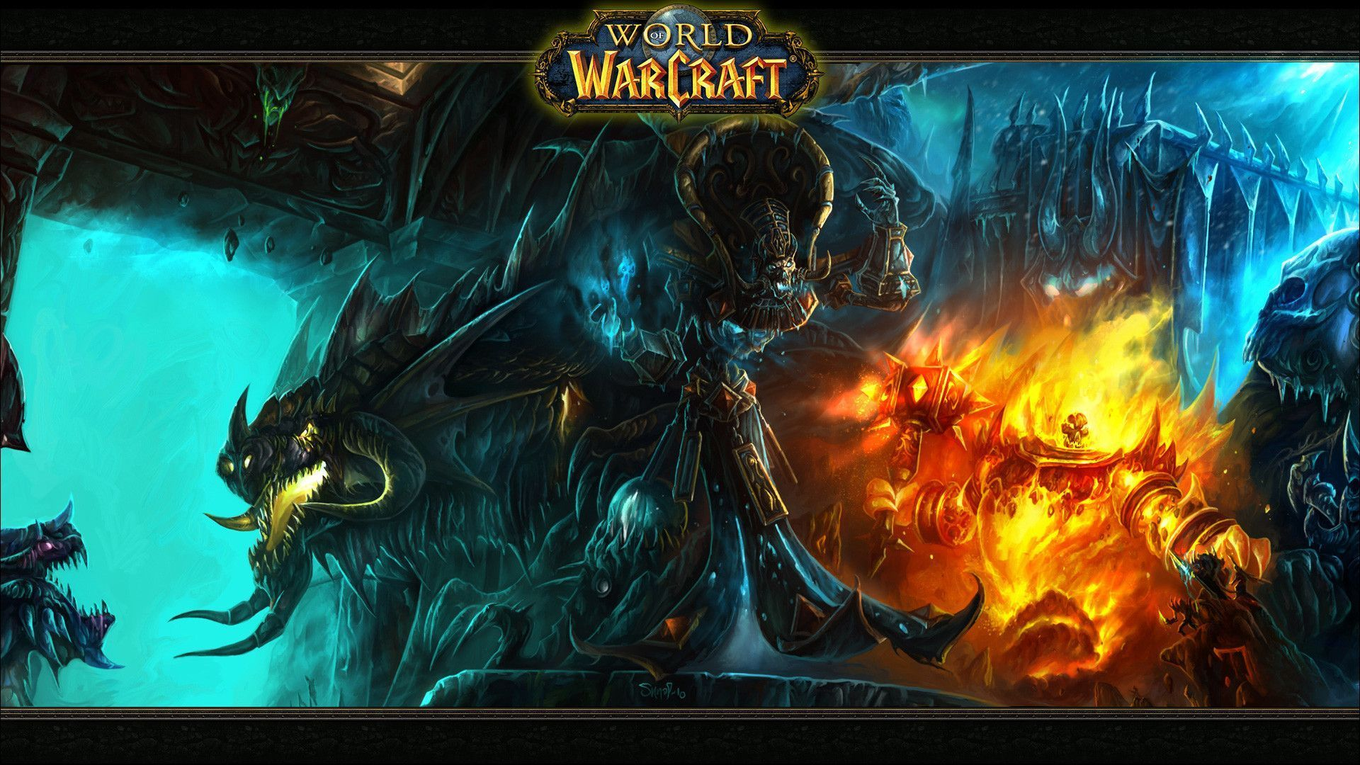 World Of Warcraft Backgrounds Wallpaper HD Wallpapers