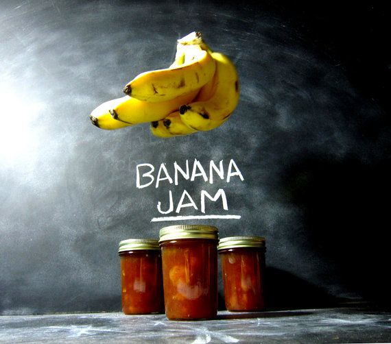 This delicious jam is made by slow cooking ripe organic bananas and caramelizing them to perfection.
