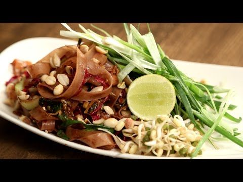 Pad thai noodles popular thai food recipe the bombay chef pad thai noodles popular thai food recipe the bombay chef varun inamdar forumfinder