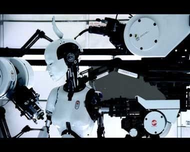 All Is Full Of Love Song By Bjork Video By Chris Cunningham