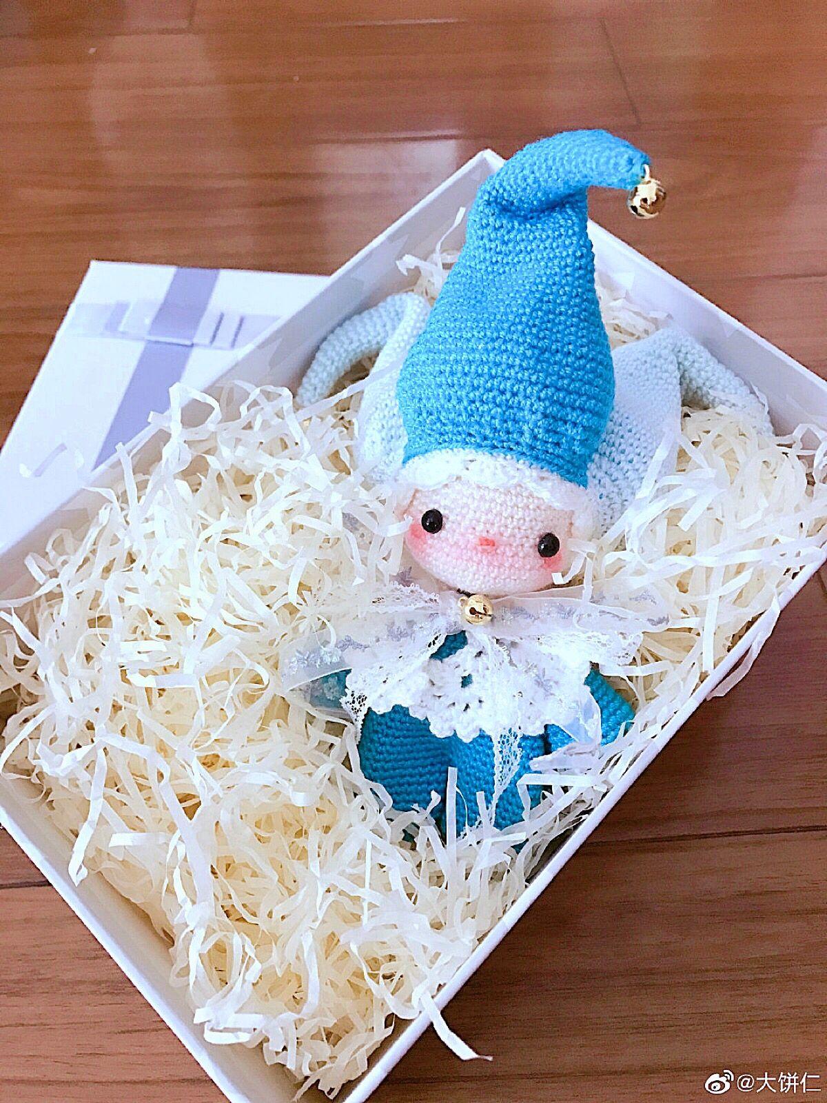 Pin by Apple yang on Weibo微博 | Amigurumi doll, Crochet, Crochet hats | 1600x1200