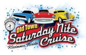 Saturday Classic Car Cruise At Old Town In Nearby Kissimmee Where - Old town florida car show