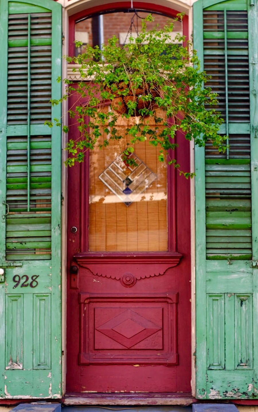 New Orleans, Louisiana·door