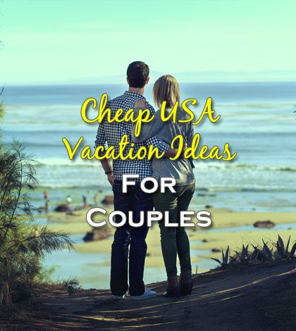 summer vacation ideas for couples in usa