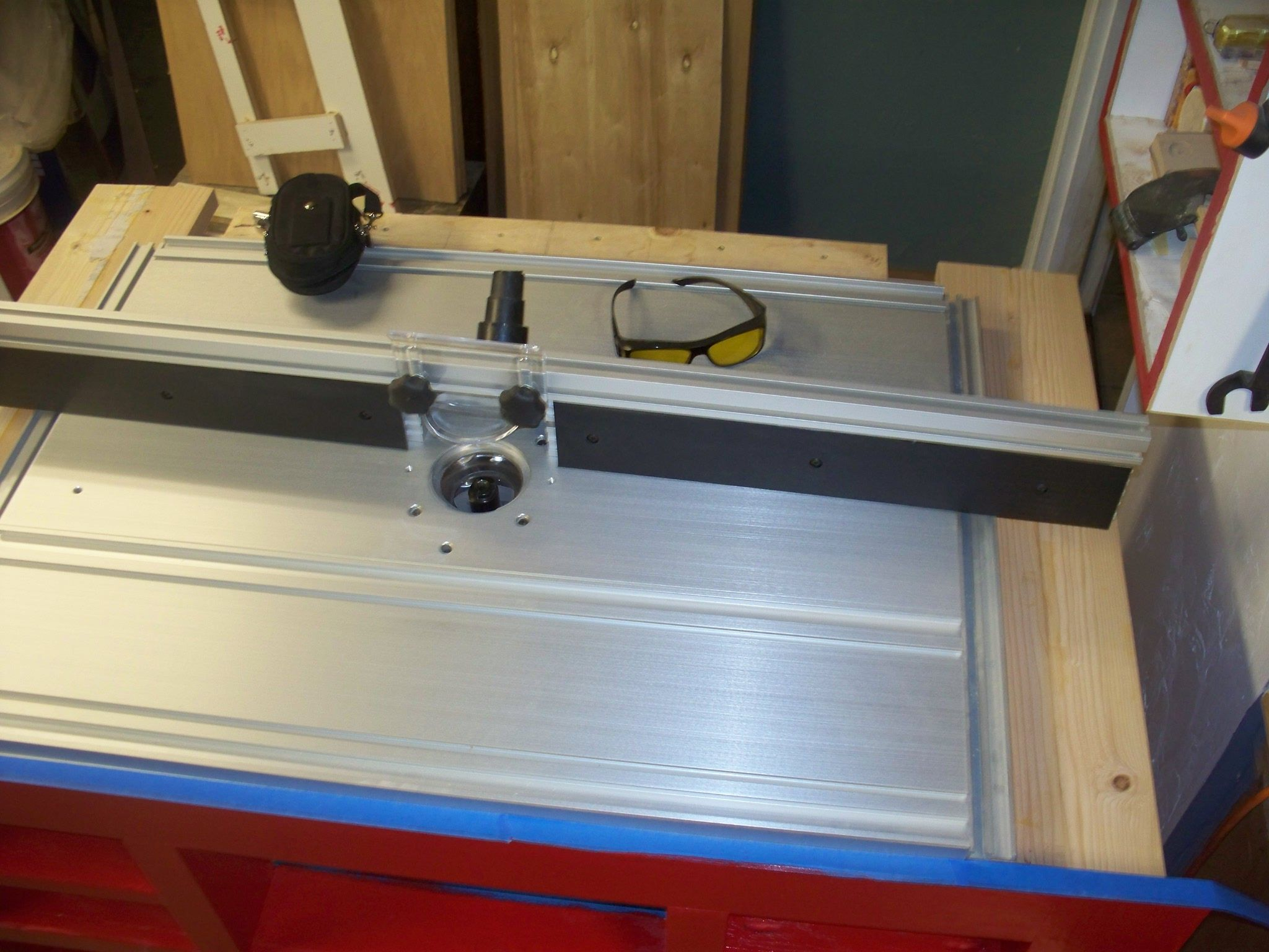 Marc Sommerfeld Designed Router Table Woodworking