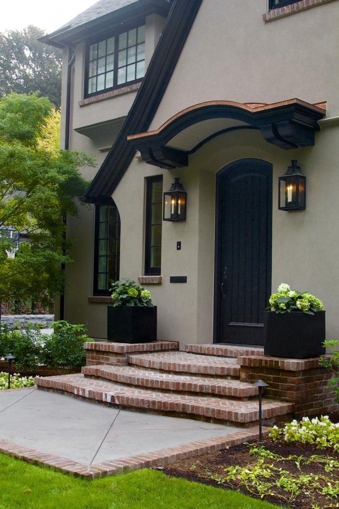 Exterior Of Mudroom Addition In Portland Oregon I Love The Porch: Fachadas De Casas, Casas Avarandadas, Casa Estilo Americano