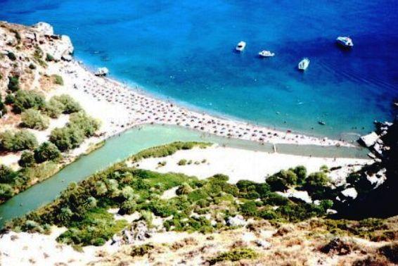 Crete Beaches On The Largest Greek Island Crete Beaches