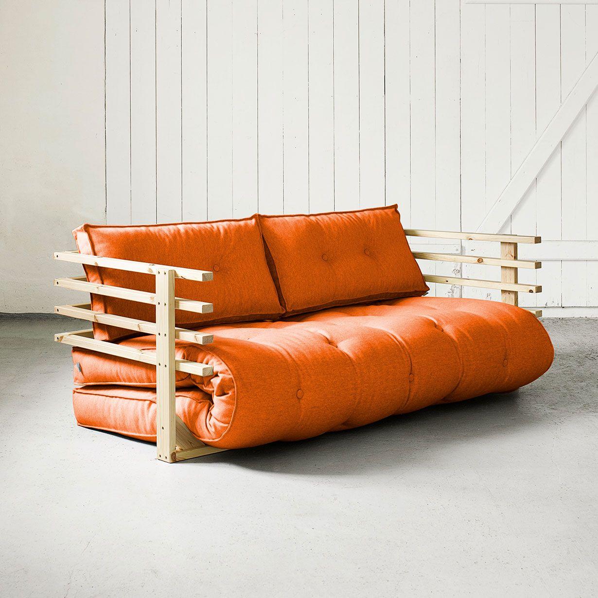 divano Funk di Karup Divani, Divano futon, Letti di design