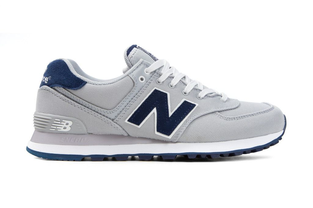 gray new balance mens