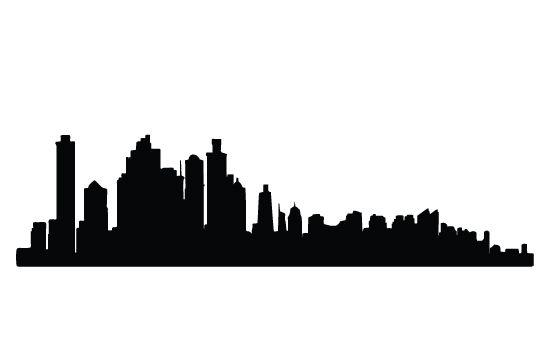City Silhouette Vector Silhouette Vector City Silhouette Building Silhouette