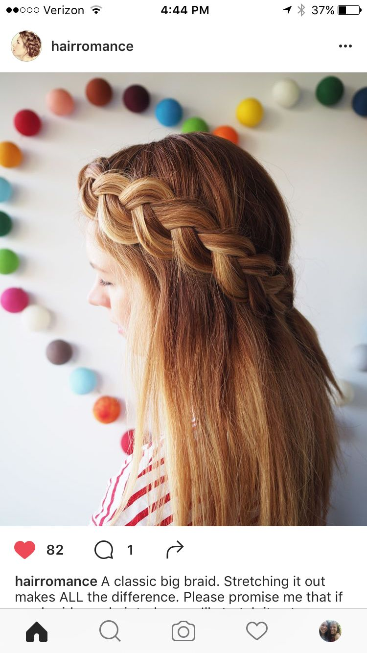 Pin by claire halloran on braids and buns and things pinterest