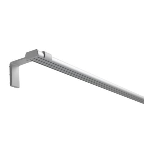 KVARTAL Triple curtain rail IKEA Rail with three tracks