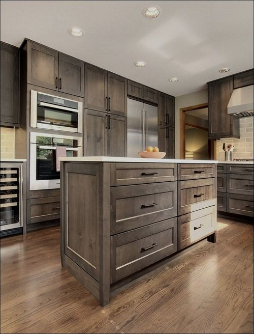 Best Grey Stained Kitchen Cabinets Black Pictures Gel Stain 400 x 300