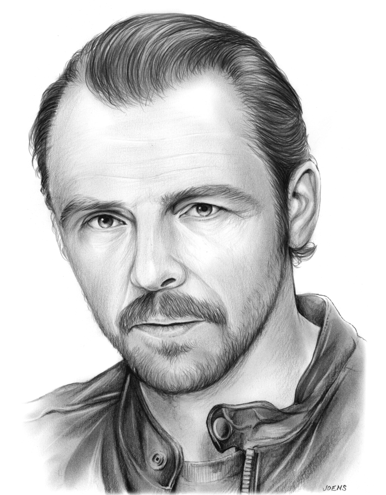 pictures Simon Pegg (born 1970)