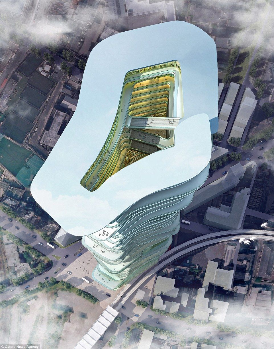 The city in the sky ambitious blueprint for london tower block that the city in the sky ambitious blueprint for london tower block that could house thousands of people as well as schools offices shops and even parks malvernweather Image collections