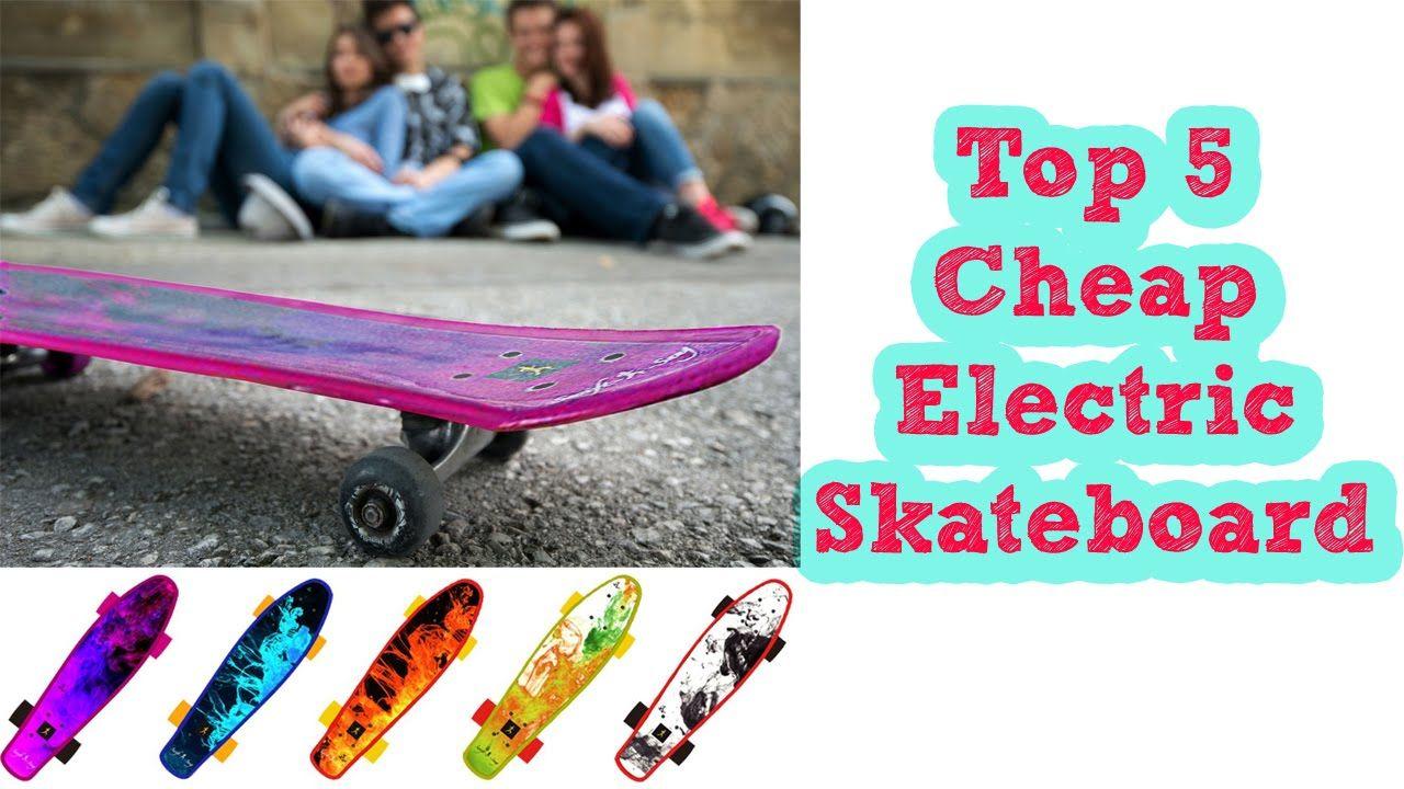Top 5 Cheap Electric Skateboard 2016 Best Skateboard 1. Board Blazers The Original LED Underglow