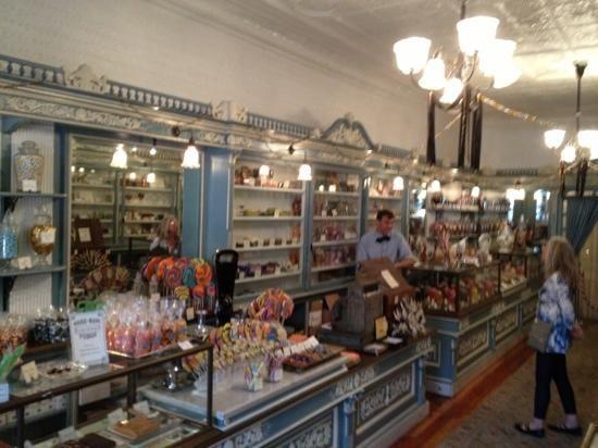 Shane Confectionery -nation's oldest sweet shop | Travel ...