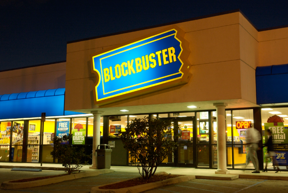 Blockbuster Video Blockbuster video, Oregon road trip