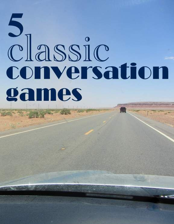 5 classic conversation games to play with kids