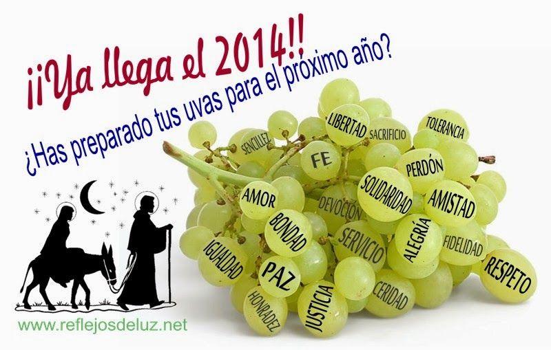 nochevieja uvas deseos Spanish lessons, Culture, Lesson