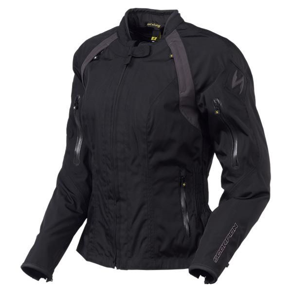 Womens Jacket Textile 'kingdom' Exowear Phantom Scorpion qZx8UpEwR