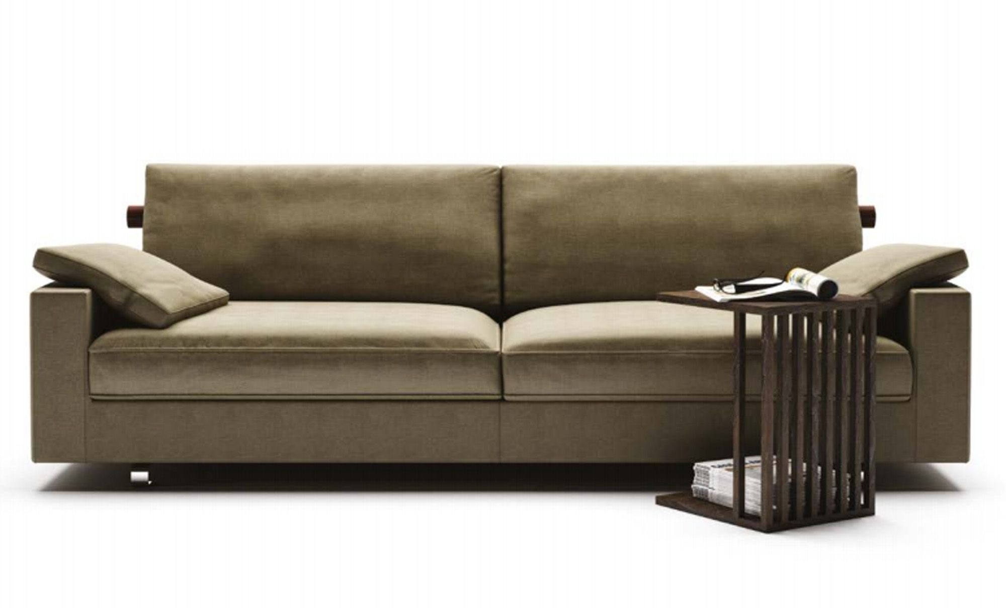 Patrik Sofa With Flexform Vienna Side Table Sofa Design Modern Couch Furniture
