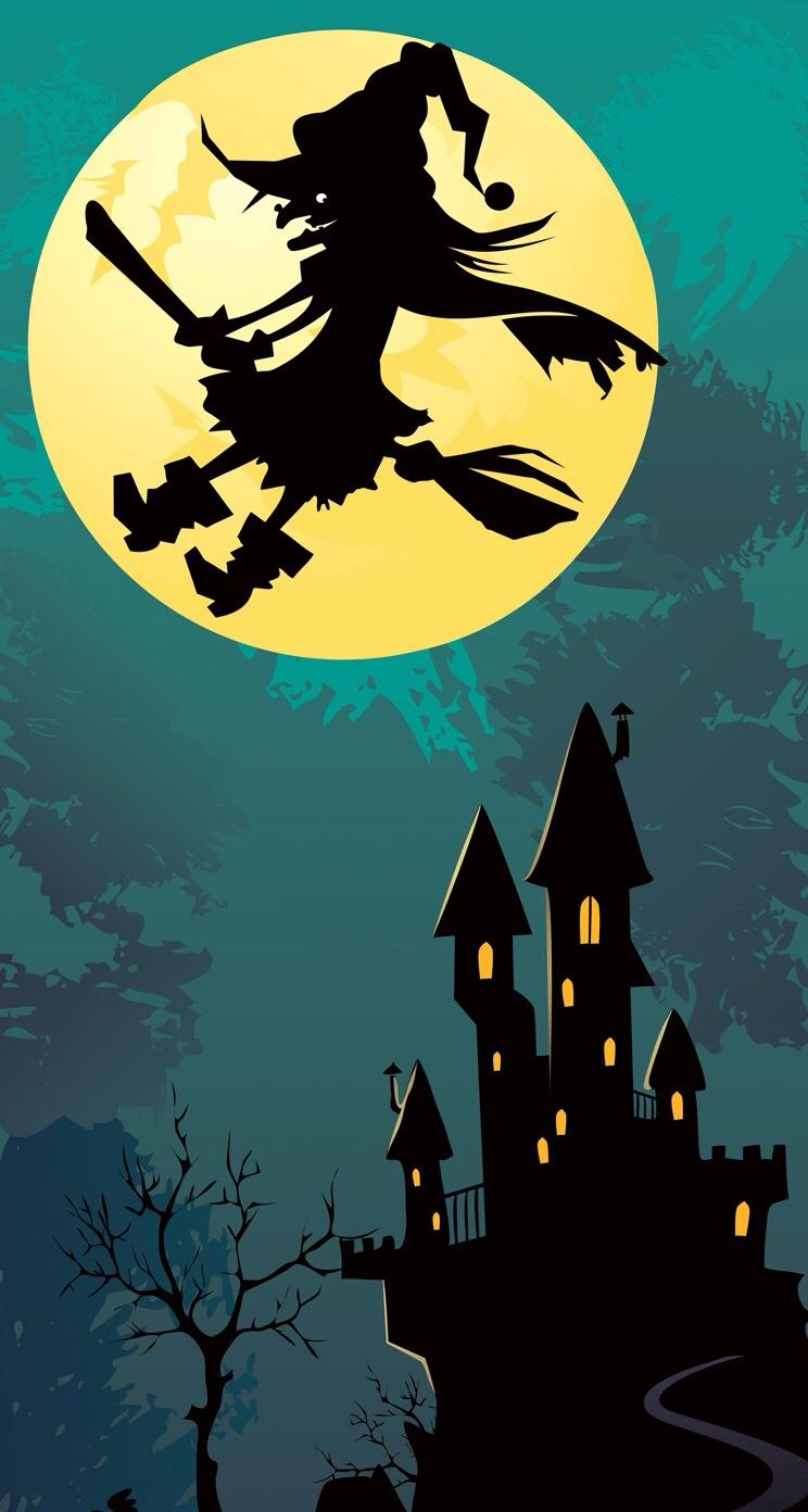 Happy Halloween Witch Halloween Wallpaper Happy Halloween Witches Halloween Pictures