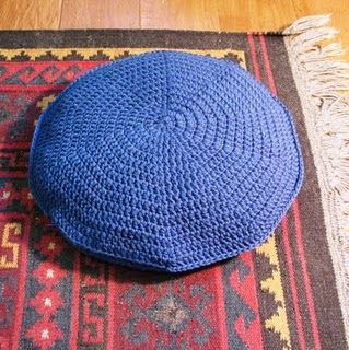 The Big Easy Round Pillow Pattern
